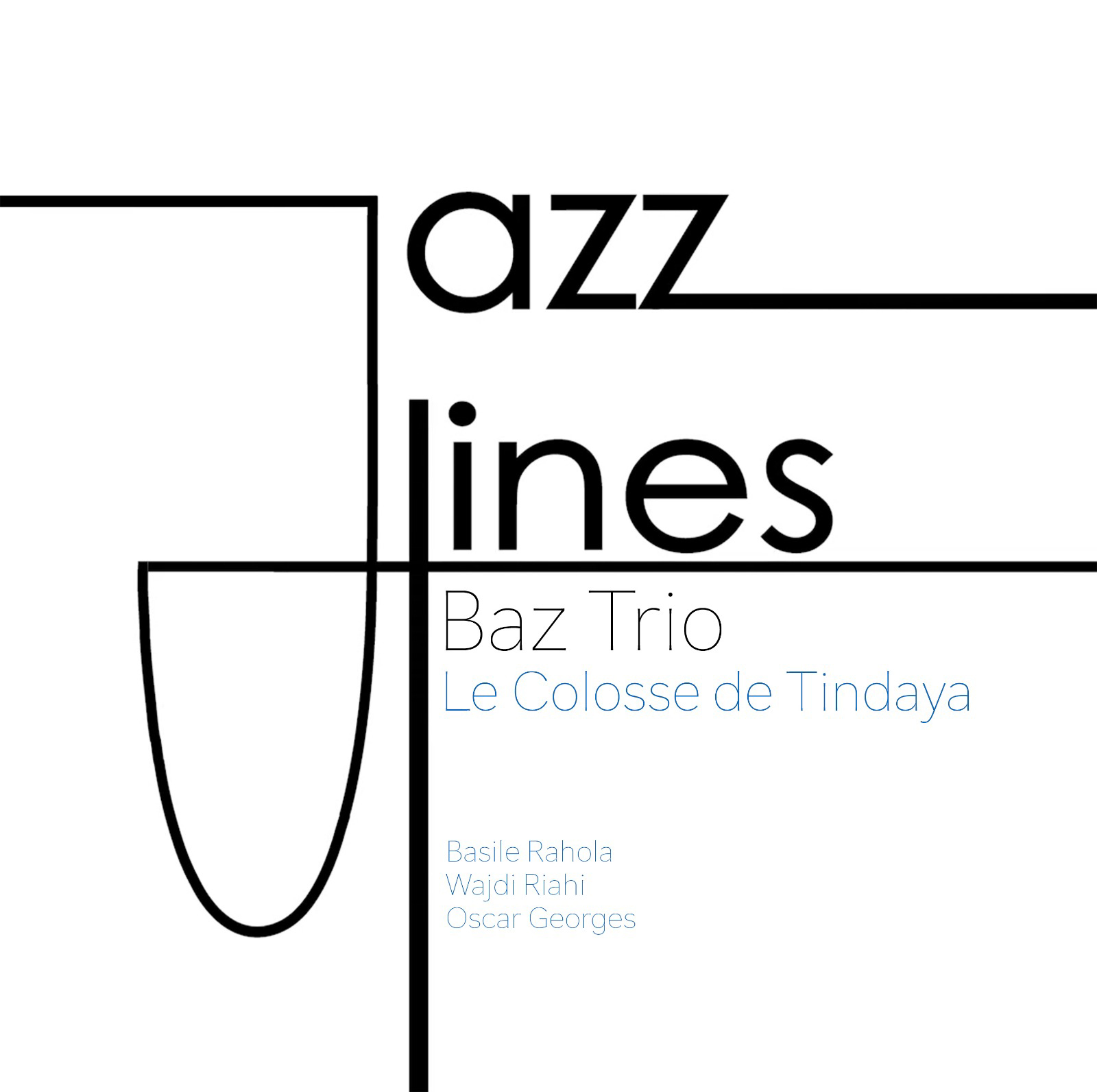 artwork - Le Colosse de Tindaya - Baz Trio